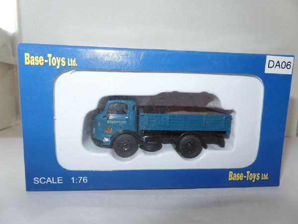 B T Models DA-06 DA06 Karrier Bantam Dropside Bradford Corporation